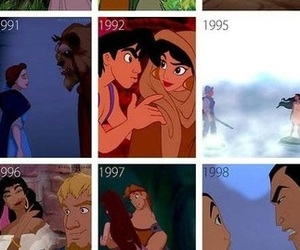 couples and disney image