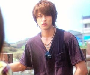 drama, jpop, and yamapi image