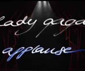 amazing, applause, and Lady gaga image