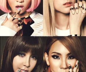 2ne1, bigbang, and kpop image