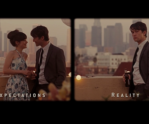 500 Days of Summer and reality image
