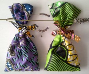 home fragrance, african print fabric, and ankara fabric image