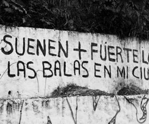 balas, Besos, and ciudad image