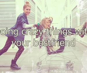 best friends, doing, and sisters image