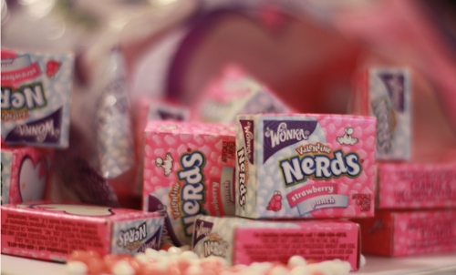 candy, nerds, and sweet image