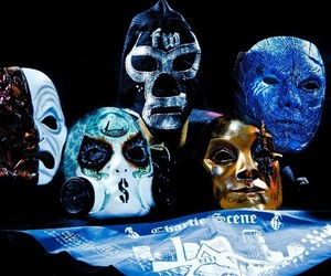 masks and hollywood undead image