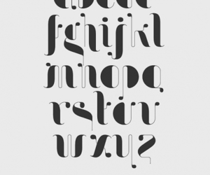 font and typography image
