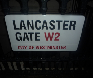london, lancaster, and lancaster gate image