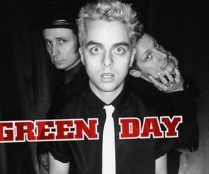 billie joe armstrong, green day, and Hot image