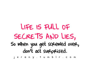 quote, secret, and love image
