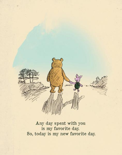 Pooh Quotes uploaded by Wantita on We Heart It