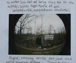quote, Neil Gaiman, and world image