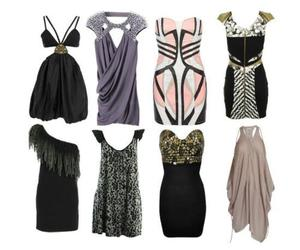 dresses and fashion image