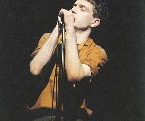 joy division, ian curtis, and music image