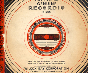 graphic design, illustration, and records image