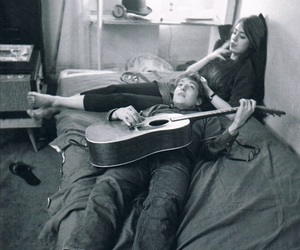 bob dylan, fuck you, and suze rotolo image