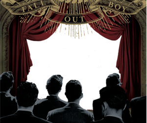fall out boy, FOB, and from under the cork tree image