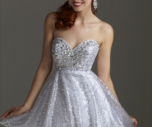 homecoming dress, cheap evening dress, and 2013 homecoming dress image