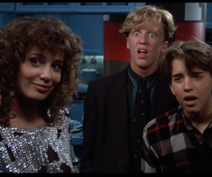 80's, movie, and weird science image