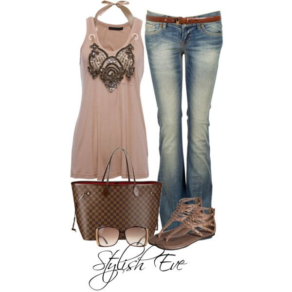 60a92d520c36 Stylish Eve Outfits 2013: Casual Summer Tops for Women