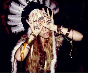 lol, tribal, and cute image