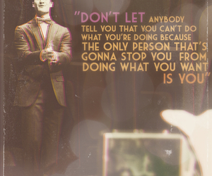 quote and darren criss image