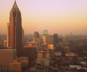 atlanta, city, and hotel image