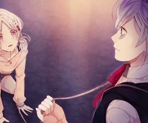 yui, diabolik lovers, and kanato image