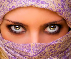 eyes covered with face image