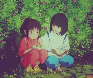 spirited away, cute, and Miyazaki image