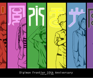 digimon frontier image