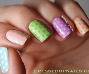 art, nail art, and colorful image
