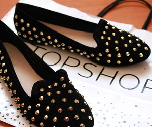 shoes, fashion, and topshop image