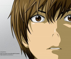 death note and morrow image