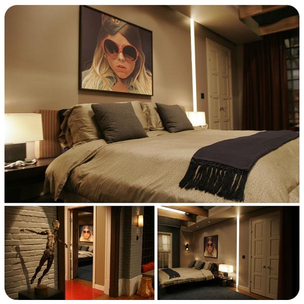 Color Story Chuck Bass Bedroom Decoration Gossip Girl Christina Tonkin Interiors Blog