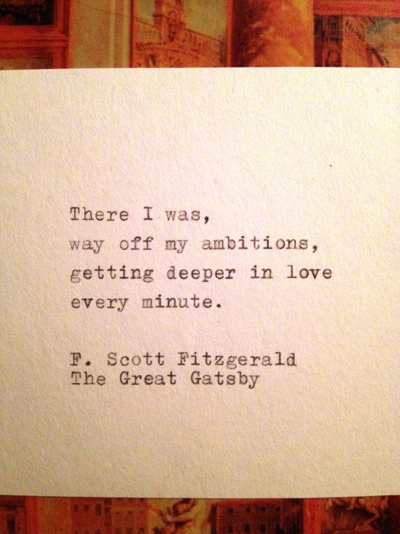 Love Quotes F Scott Fitzgerald Unique 28 Images About Fscott Fitzgerald On We Heart It  See More