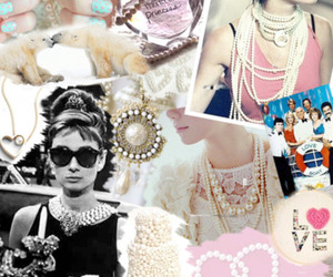 audrey, Breakfast at Tiffany's, and Collage image