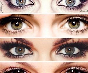 eyes, jessie j, and beautiful eyes image