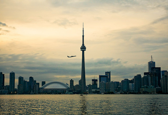summer, canada day, and toronto island park image