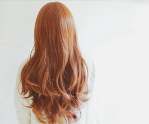 hair, lovely, and ulzzang image