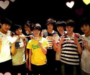 dongjin, Jerry, and Seventeen image