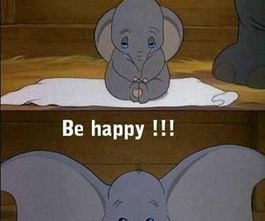 disney, elephant, and sweet image