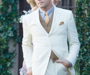 leonardo dicaprio and the great gatsby image