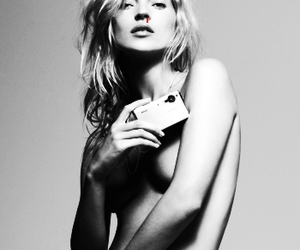 cocaine, drugs, and kate moss image
