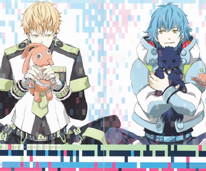 noiz, aoba, and dramatical murder image