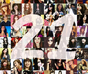demi lovato, happy birthday, and 21st birthday image