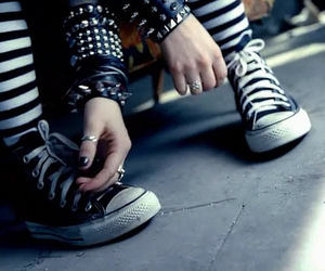 Avril Lavigne, rock, and all star image