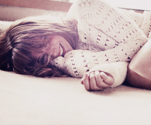 Jennifer Lawrence and smile image