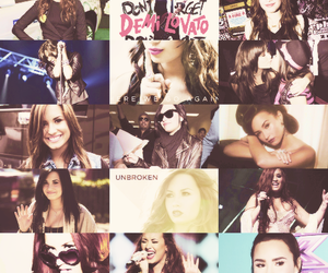 beautiful, dl, and demi lovato image