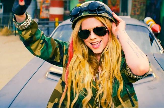 Avril Lavigne Rock N Roll Buscar Con Google
